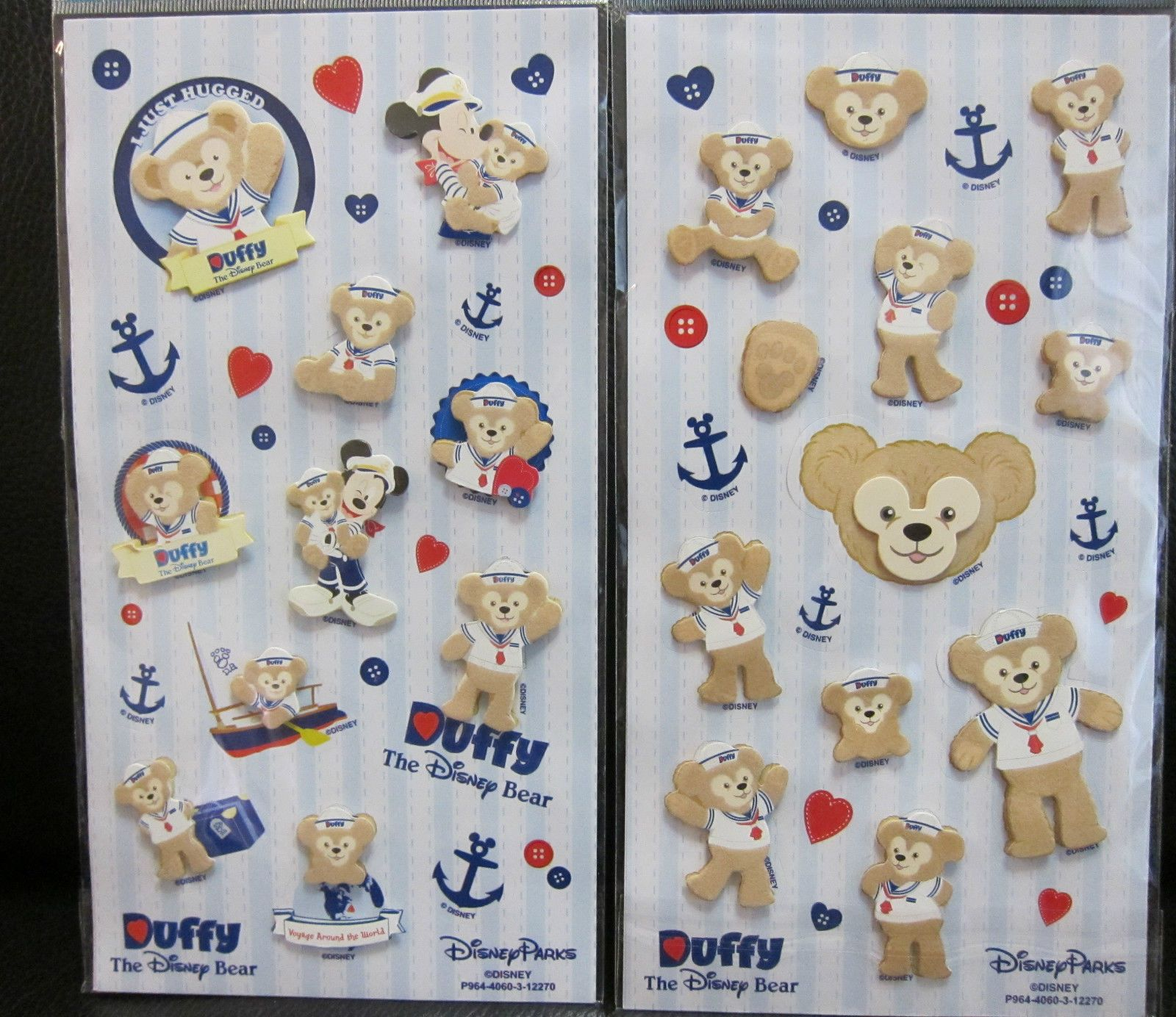 Disney Hong Kong Duffy Sticker