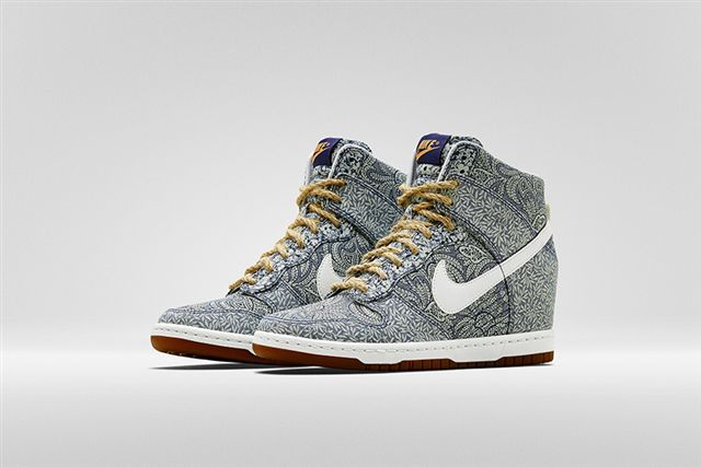 chaussure nike compensee