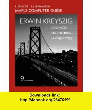 advanced engineering mathematics a self contained introduction rh pinterest co uk