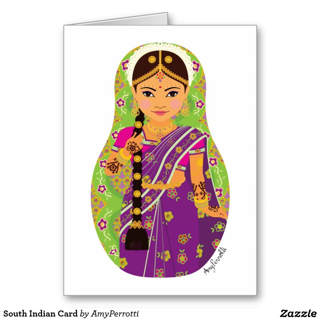 South Indian Card
