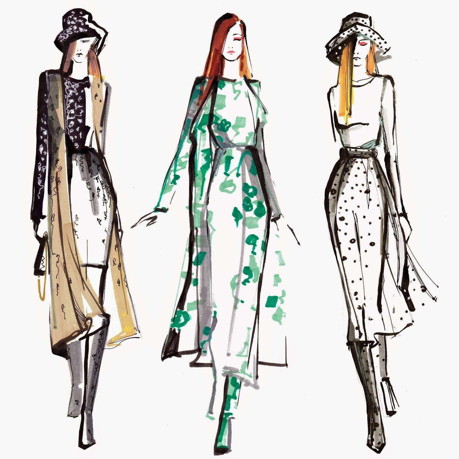 fashion illustration indian wear - Google Search   Fashion ...