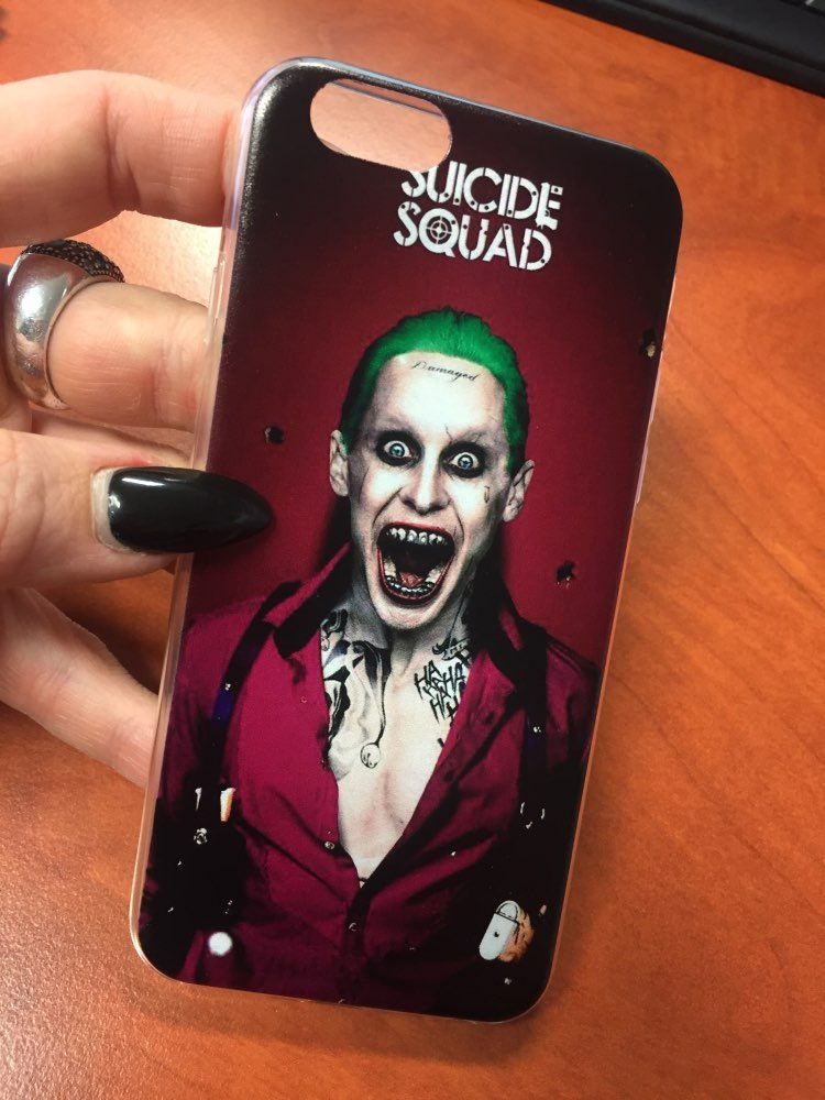 Happy Customer! Check out our caes @ WorldOfJoker.com Best Prices, FREE WORLDWIDE SHIPPING + MORE - #harleyquinn #suicidesquad #margotrobbie #cosplay #pax #batman #joker #melbourne #brisbane #brisnova #thecrazyones #dccomics #suicidesquad2017 #instagood #amazing #thejoker #dc #jeradleto #sketch #art #comiccon #harleyquinncosplay #poisonivy #justiceleague #comics #2017 #makeup #wonderwoman #superman #catwoman