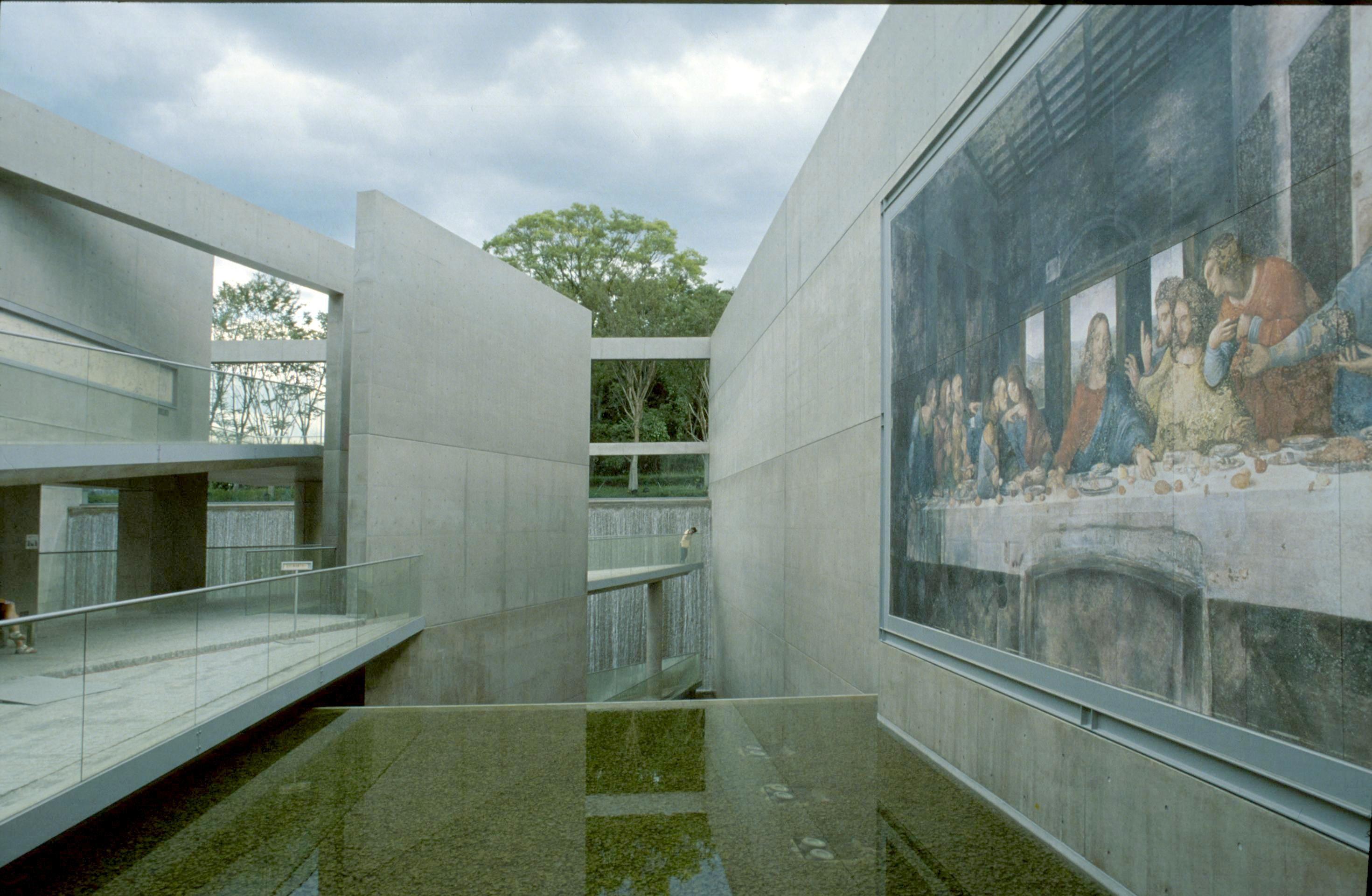 Garden Of Fine Arts   Kyoto, Japan / 1990 / Tadao Ando