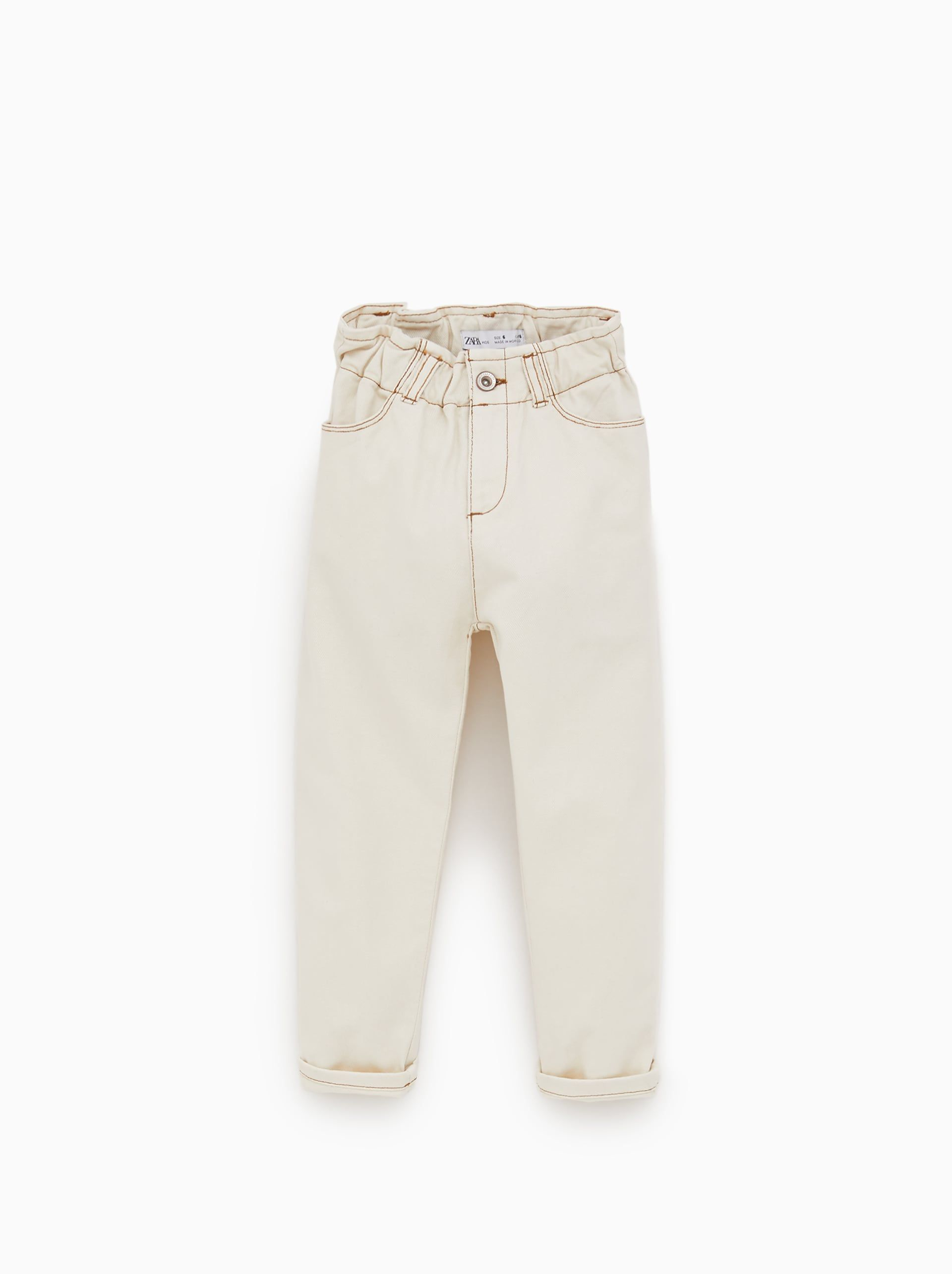 b88756e26e Patterned jeans with topstitching in 2019 | Kids ss19 | Patterned ...
