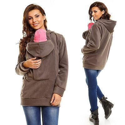 Mother S Kangaroo Pouch Hoodie 50 Off Today Baby Accessories