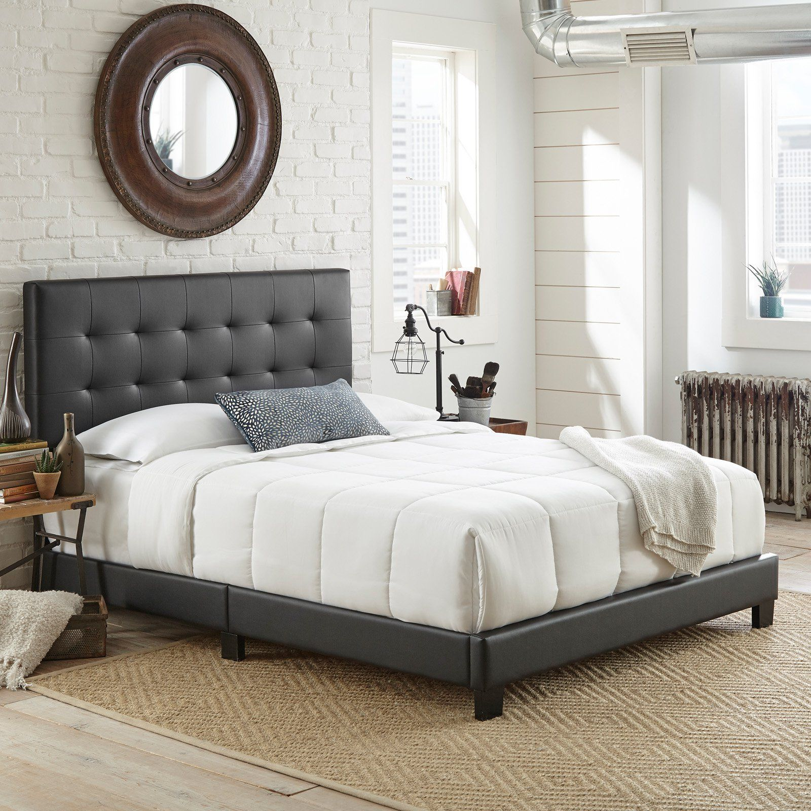 Pure Posture Brayden Platform Bed from