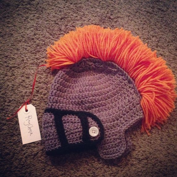 Made to order Knight with adj guard Beanie, ANY SIZE. $25.00, via Etsy.