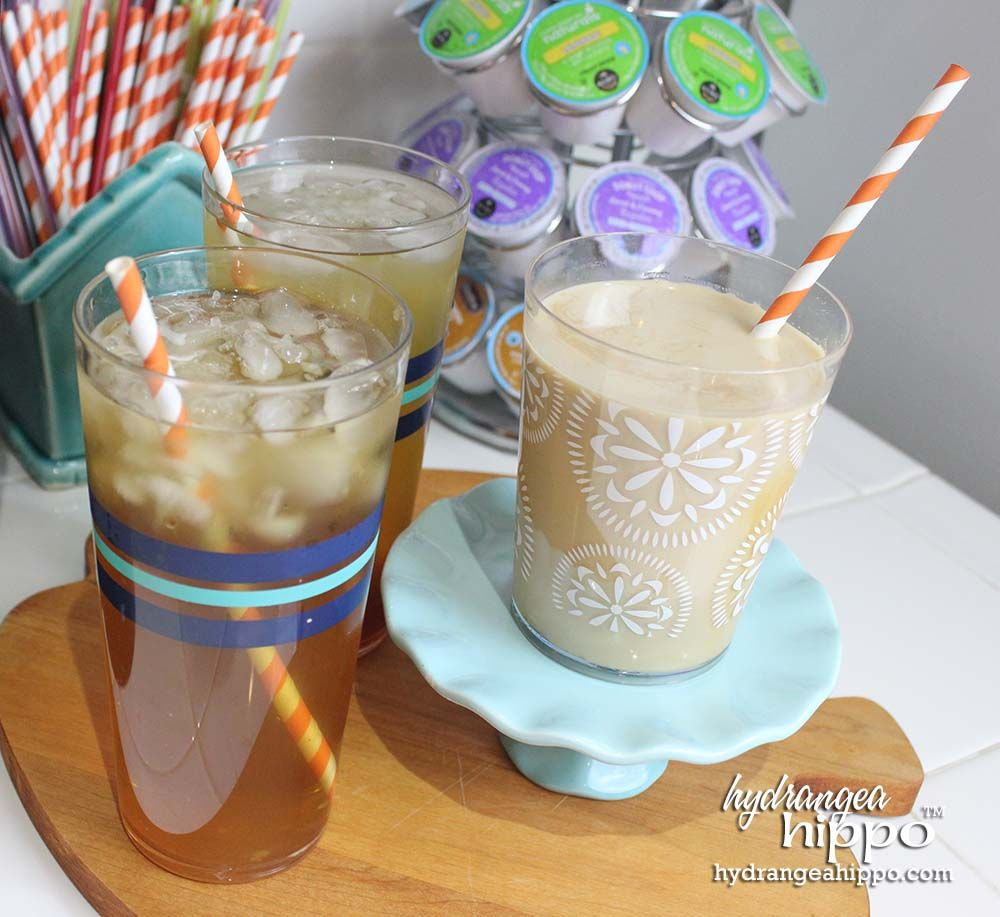 How to Make Iced Tea with Keurig! http//buff.ly/1oAxPRe