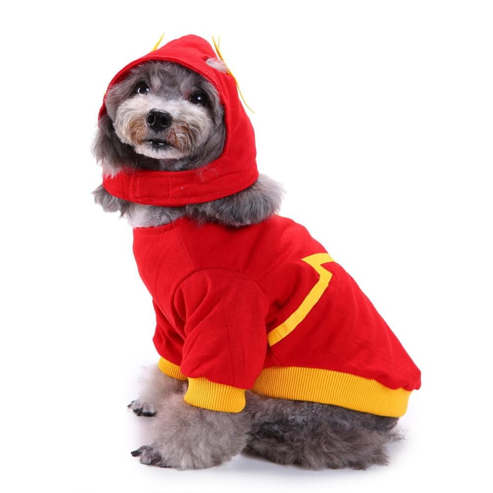 Flash Dog Costumes Dogs Costumes