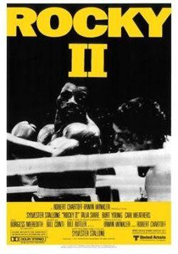 Rocky 2 Online Latino 1979 Vk Peliculas Audio Latino Rocky Ii Movie Posters Sylvester Stallone