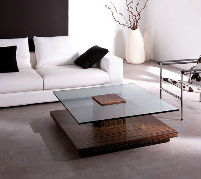 La mesa de centro es un mueble que ocupa un espacio muy especial en ...