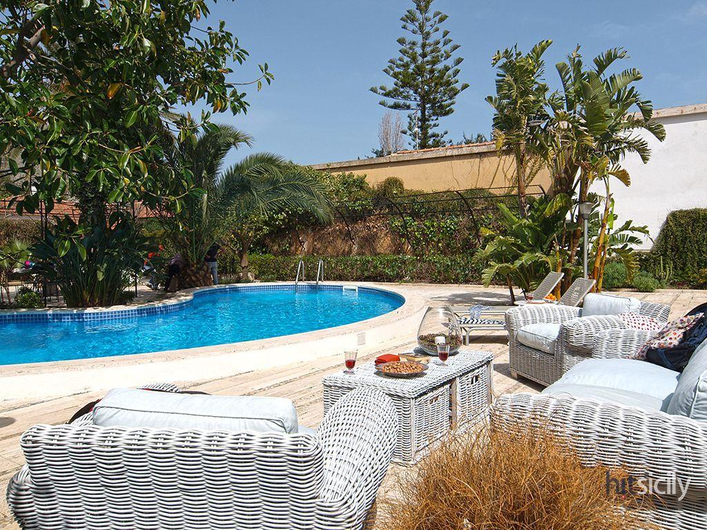 Villa In Sicily Lilla For Your Luxury Holidays Near Mondello Hitsicily