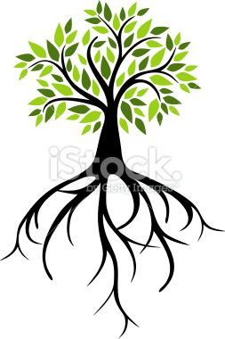 Decorative Tree With Roots Tree Roots Metal Tree Wall Art Tree Art Pink and burgundy vector cartoon tree with lovely heart shaped leaves set on a pink gradient background. decorative tree with roots tree roots