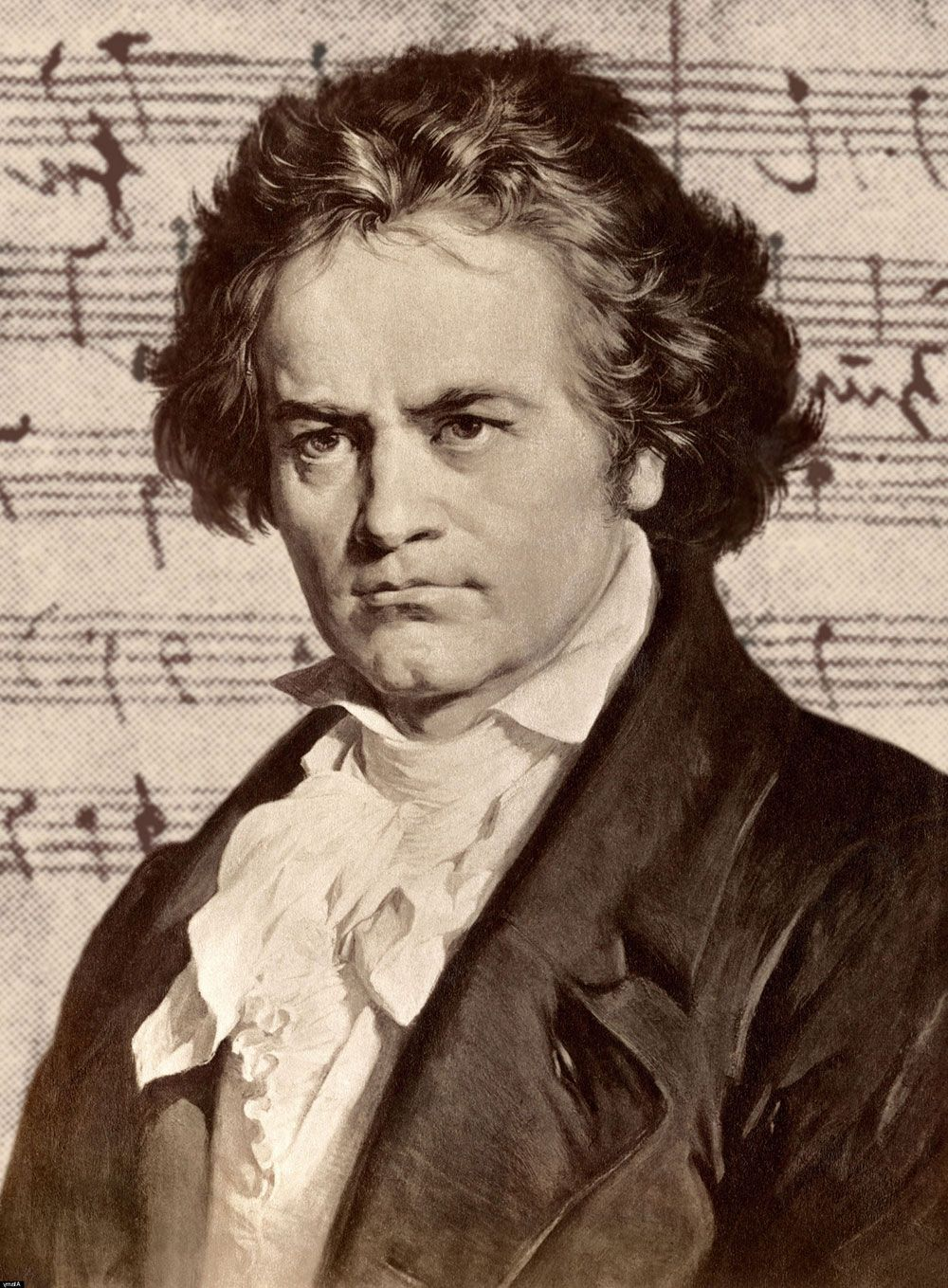 All About Ludwig Van Beethoven Information On Beethoven His Life
