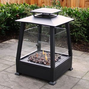 Paa Outdoor Gel Fuel Fire Pit