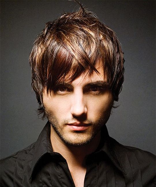 1000 images about coupe hommes on pinterest - Gel Colorant Cheveux Homme