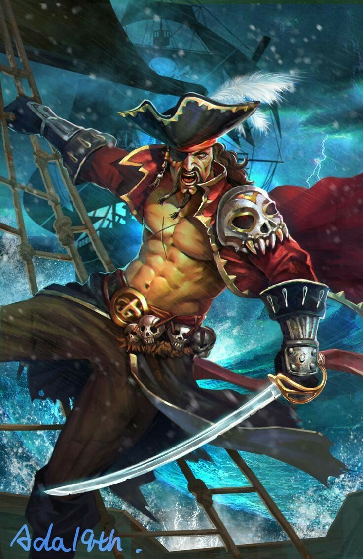 Pin By Azrael Robertson On Mdp Modern Day Pirates Pirate Art Pirates Character Design