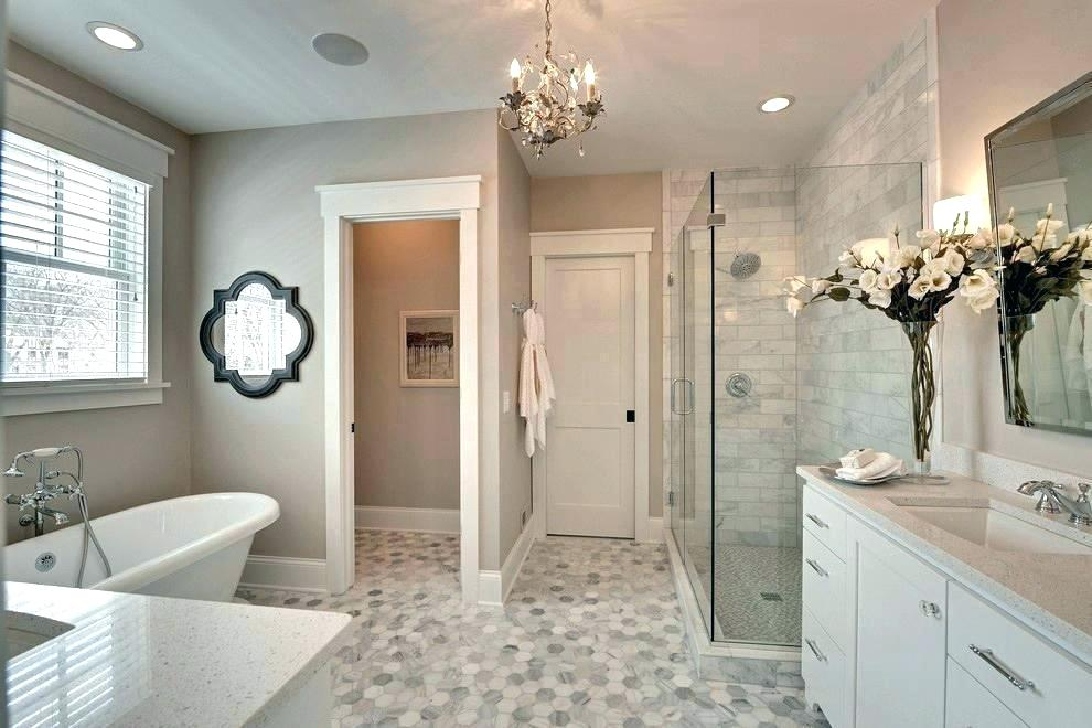 Picture Of Bath Remodel White Laquer Custom Vanity Cabinets White Master Bathrooms Modern Master Bathroom Design White Master Bathroom Modern Master Bathroom