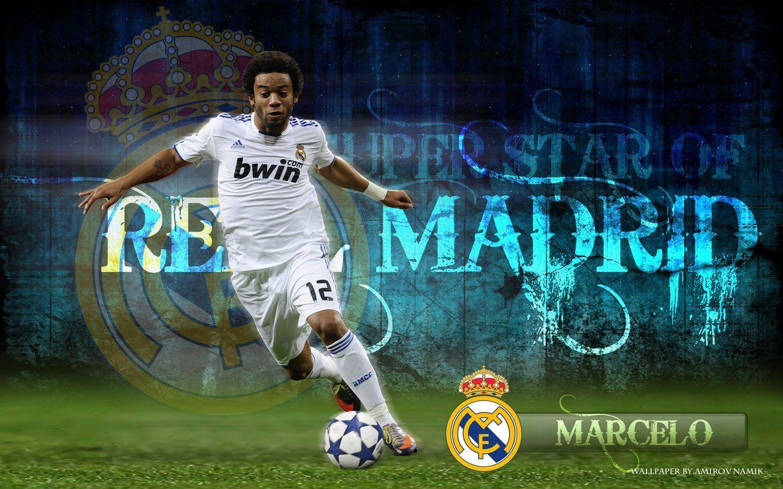 Real Madrid Wallpaper Real Madrid Marcelo Madrid Wallpaper Real Madrid Wallpapers Real Madrid