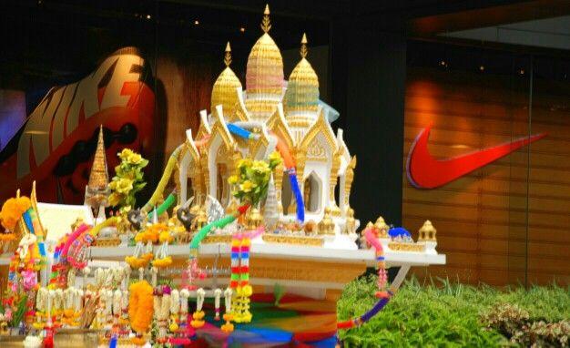 Tempio NIKE.Bangkok