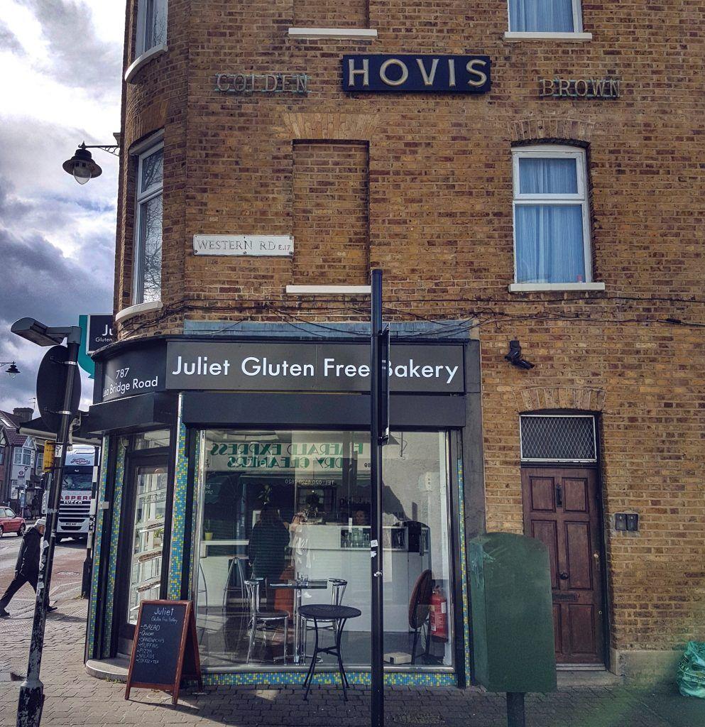 Fully gluten free london restaurants bakeries gluten