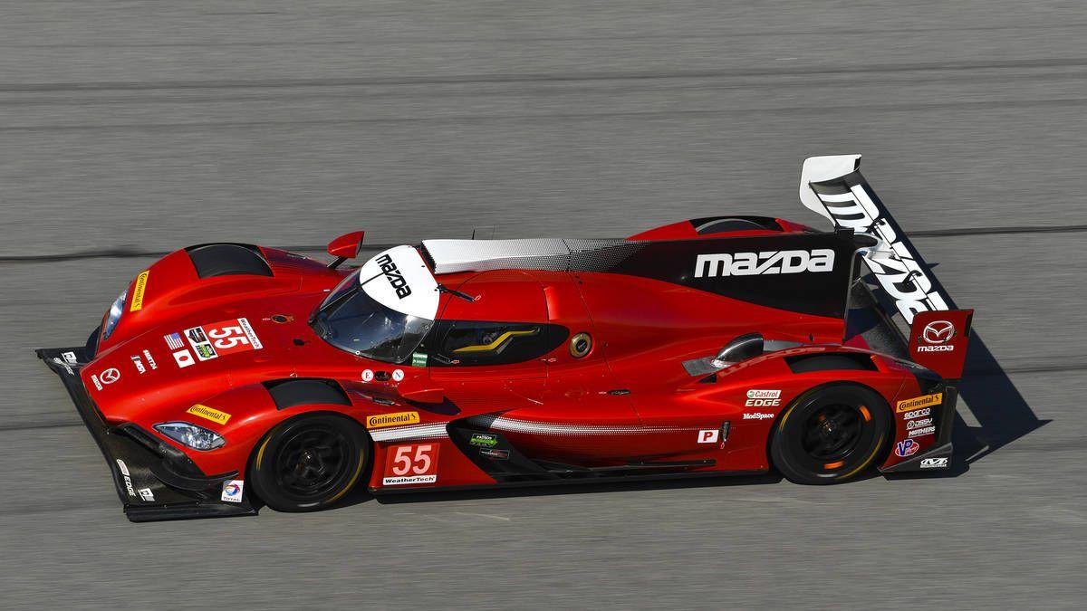 Mazda Dpi Indy Cars Sportscar Mazda