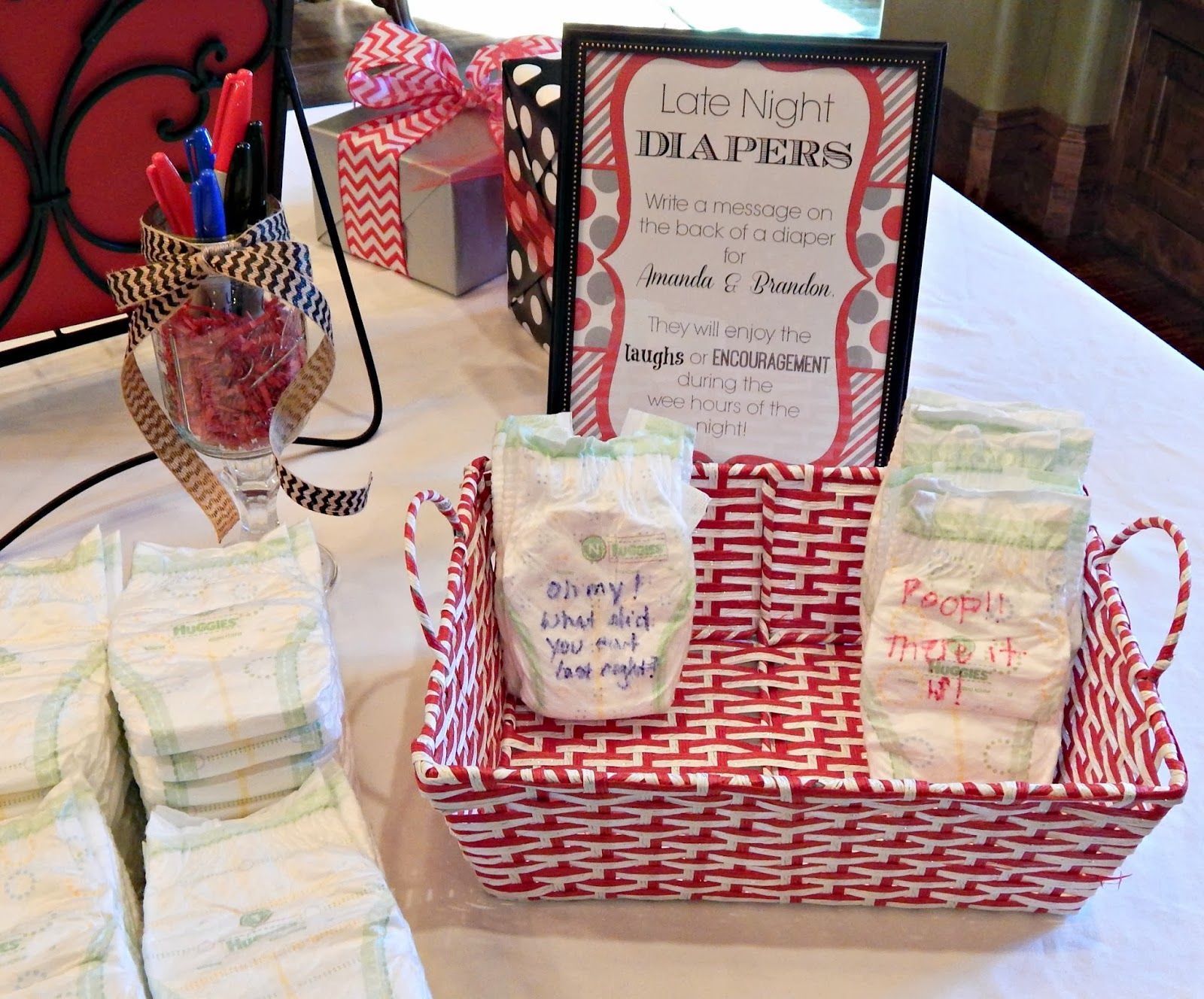 fire fighter baby shower candy Baby Shower Ideas