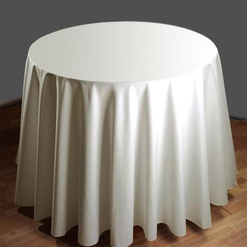 70 Ivory Round Tuscany Inspired 250gsm Polyester Tablecloth Round Tablecloth Table Linens Tablecloth Sizes
