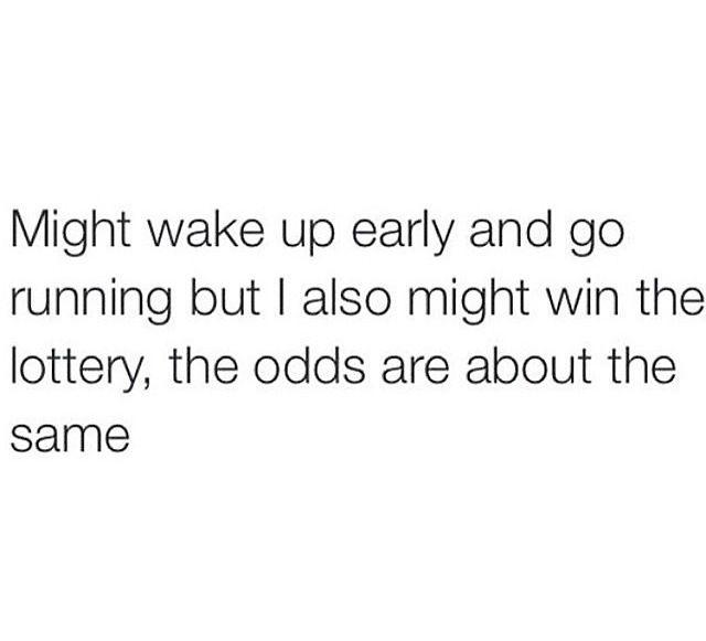#odds