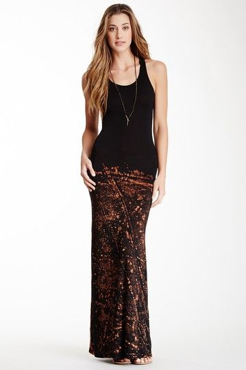 b8f00115c1 Go Couture Tie-Dye Maxi Dress by Non Specific on  HauteLook ...
