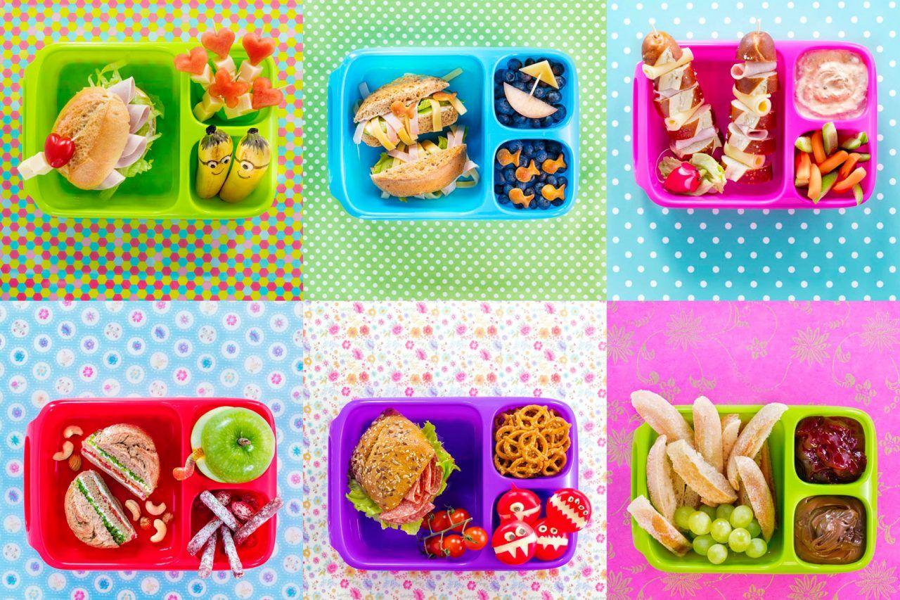 Bento Boxen Kreative Brotdosen To Go Kindergarten Essen Kinderfruhstuck Brotdose Kinder