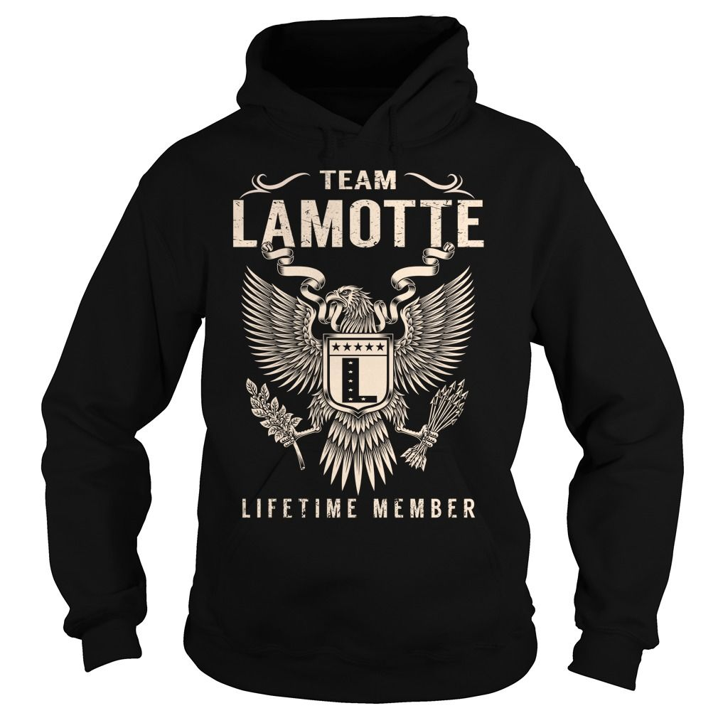 Team LAMOTTE Lifetime Member - Last Name, Surname T-Shirt