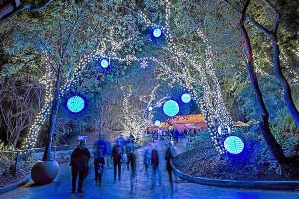 25 Fun Things To Do In The San Fernando Valley And Los Angeles Area Nov 27 Dec 6 Zoo Lights Los Angeles Zoo Los Angeles Parks