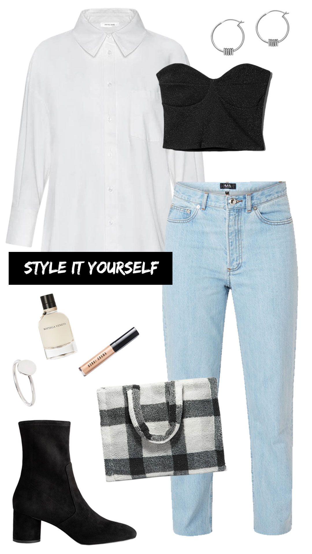 Style It Yourself Groene trui MonStyle