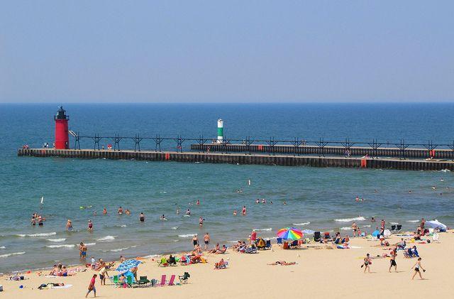 South Haven Beach