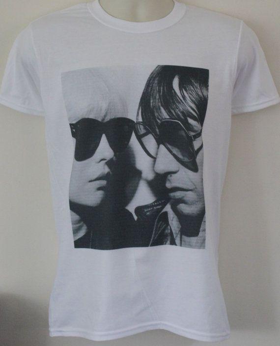 Blondie and Iggy Pop T-Shirt The Velvet Underground Deborah Harry ... 349a97df68f
