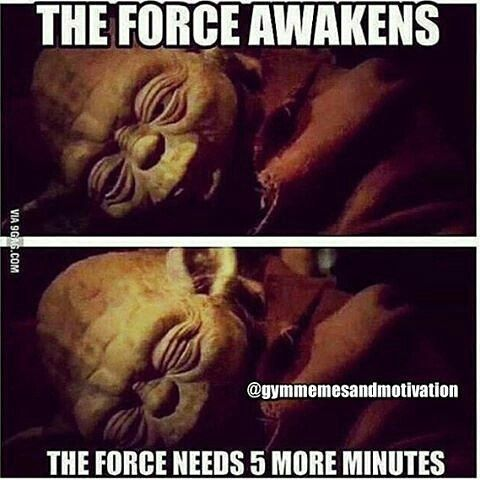 J Flavor On Instagram Regrann From Gymmemesandmotivation Majestic Fitness Gymmemes G Funny Star Wars Pictures Star Wars Memes Star Wars Humor
