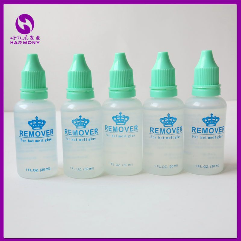 5 Bottleslot 1 Oz 30ml Hot Melt Glue Remover For Nail Tipflat Tip