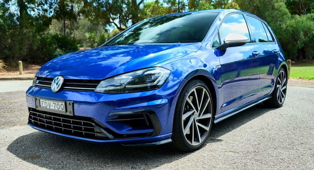 There S A New Vw Golf R Mk8 Coming So We Drove The Old One For A Week In 2020 With Images Honda Civic Type R Vw Golf Hot Hatch