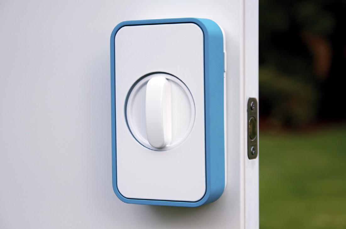 Lockitron Connected Door Lock Iot Pinterest User Experience
