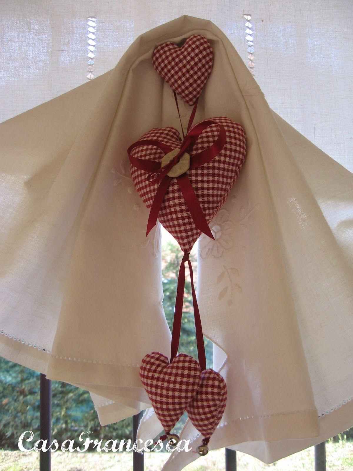 Casa Francesca: Cuori per S. Valentino