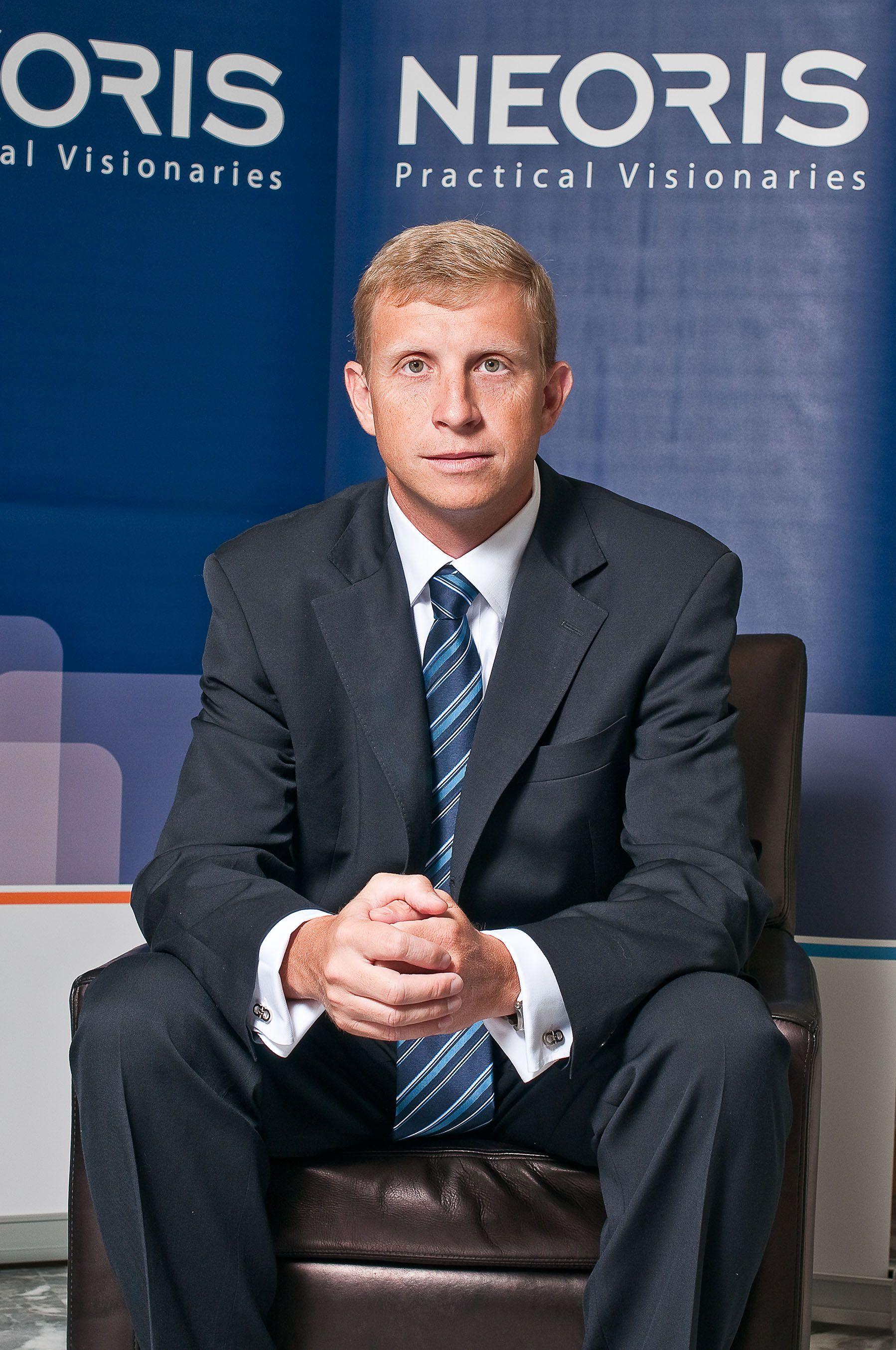 MARTIN MENDEZ CEO de NEORIS
