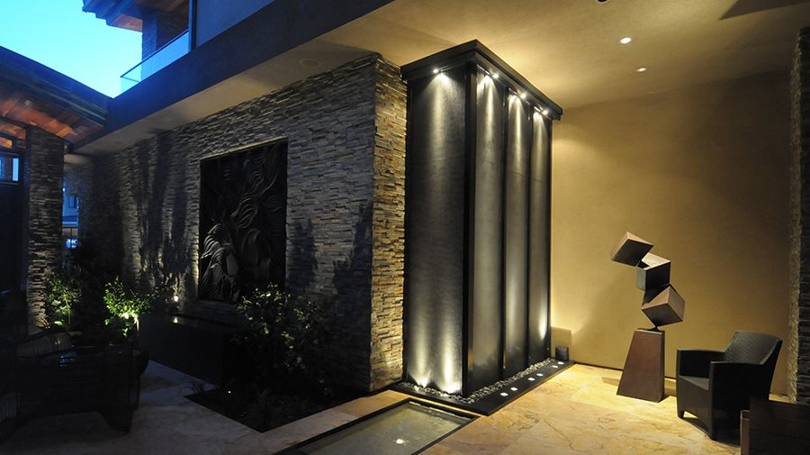 Incroyable Interior Custom Waterfalls Wall Fountain Custom Fountains For Your .