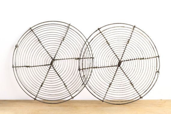 Vintage French Wire Cooling Rack For Cakes Bread Or Pastry Stands On 6 Cute Little Looped Legs In Good Vintage French Vintage Decorative Pieces Vintage