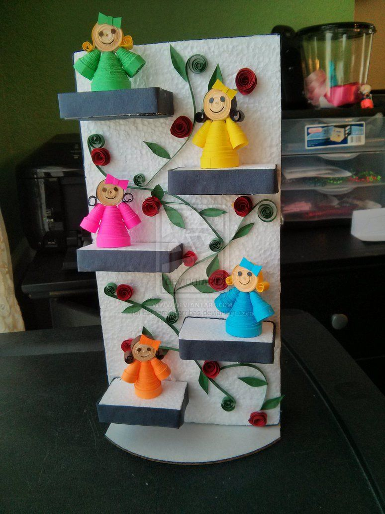 Quilling people google search quilling 3d pinterest quilling 3d jeuxipadfo Choice Image
