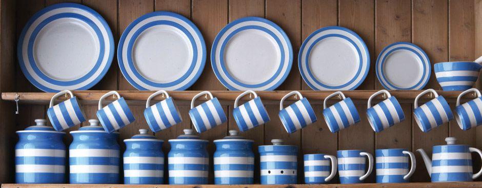 Slide1 In 2020 Cornishware Decorative Dinnerware Glassware