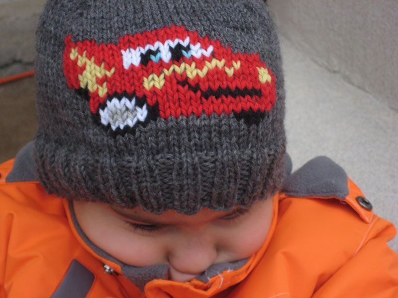 lightning mcqueen hat pattern - Google Search   One day I\'ll have ...