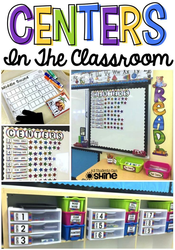 Classroom Design And Routines ~ My center rotation routine teaching in the classroom