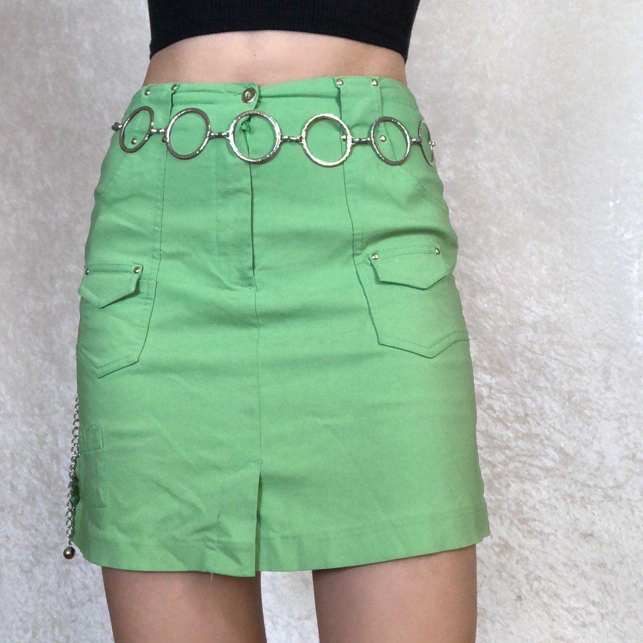 06d7e5212 Listed on Depop by heshecherie   depop   Depop, High waisted skirt ...