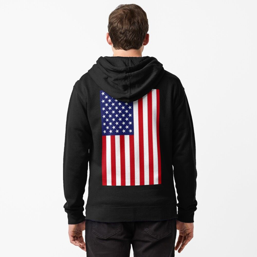 American Flag T Shirt By Albert Faldet In 2020 Hoodies Zip Hoodie Design American Flag Tshirt